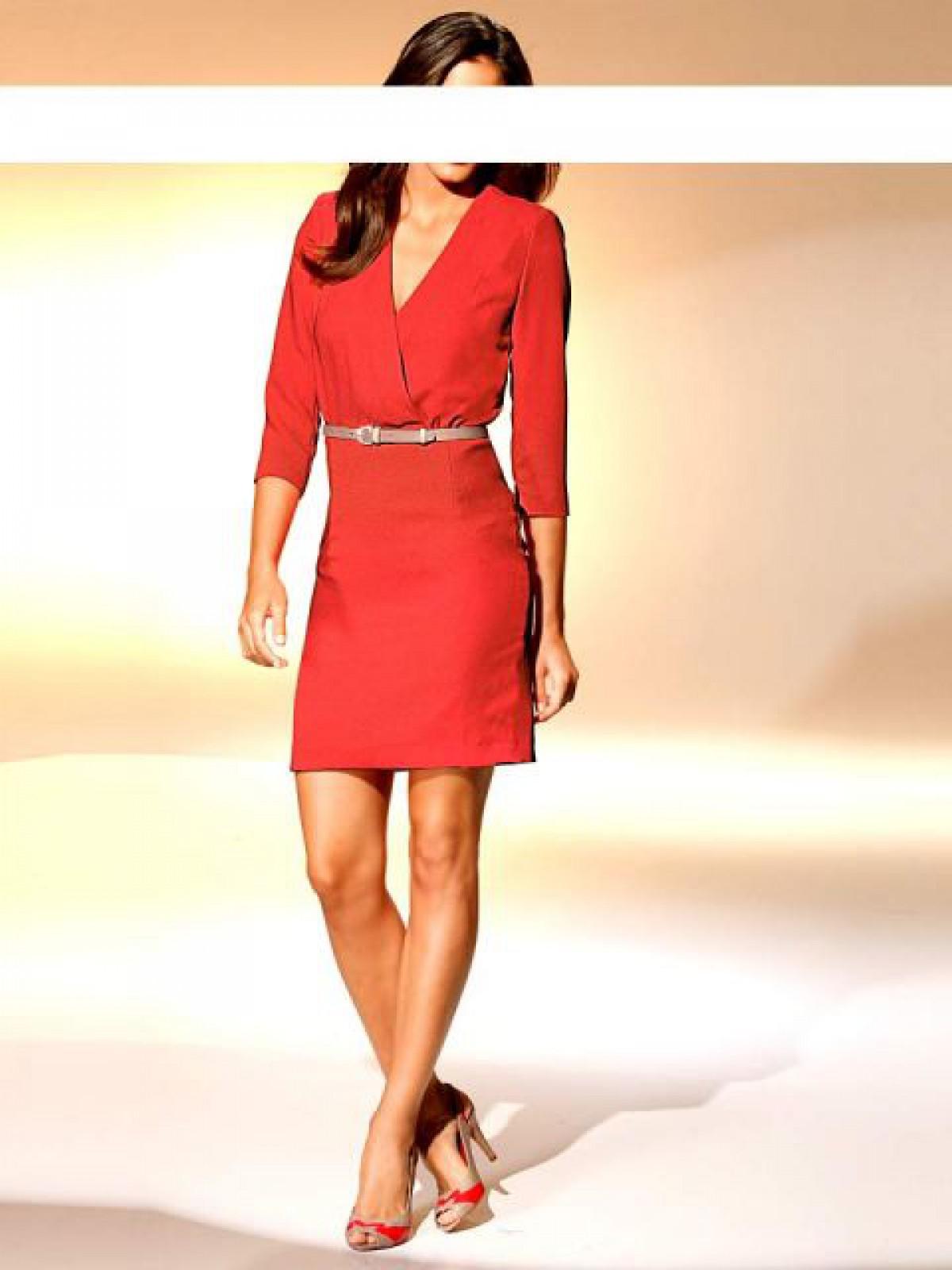 Designer kleider rot