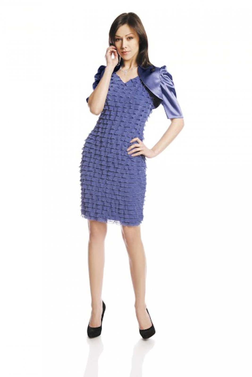 Minikleider mit Jäckchen bei kleider-boutique.de online kaufen - ...