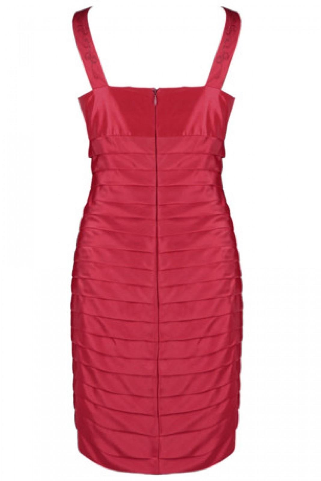 Zweiteiliges Cocktailkleid mini bestehend aus Kleid und Blazer - ...