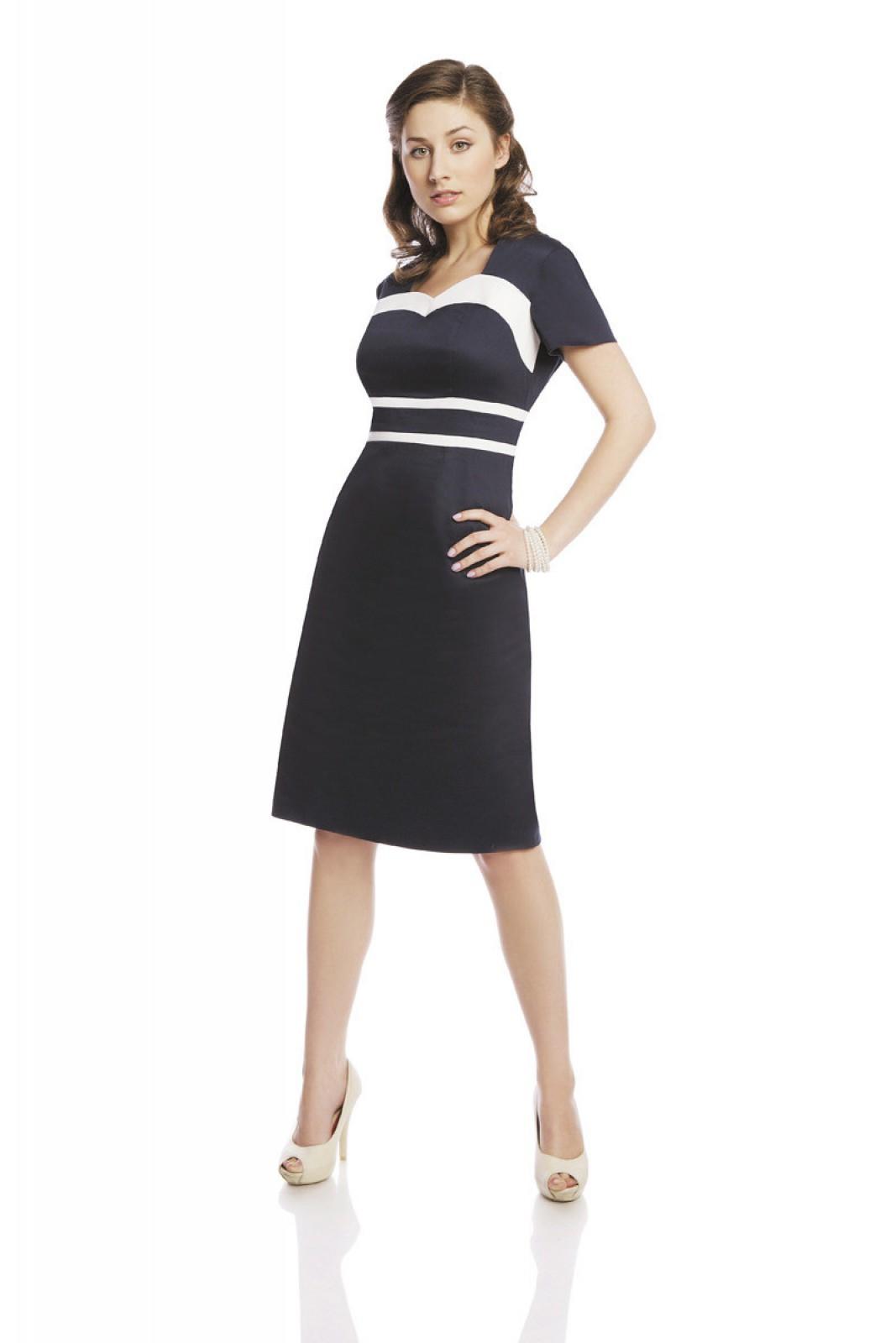 Business Kleider für Damen in Übergrößen online kaufen - ...